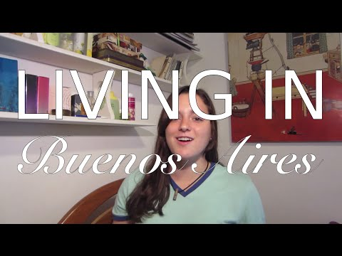 Living in Buenos Aires!