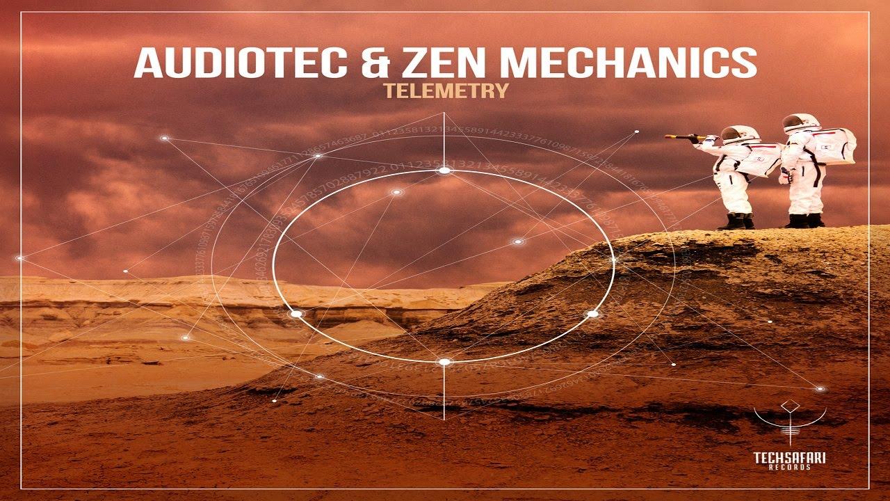 Download Audiotec & Zen Mechanics - Telemetry