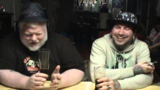 Woody's Cappuccino Martini : Albino Rhino Cooler Review
