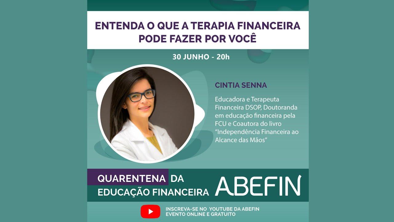 Terapia Financeira | Participação Quarentena ABEFIN