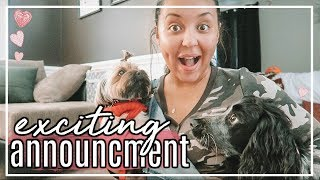 EXCITING ANNOUNCEMENT!   SHARING HOME DECOR UPDATES & ROSS HAUL 2018   Page Danielle