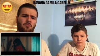 Camila Cabello - Havana ft. Young Thug (Reaction)