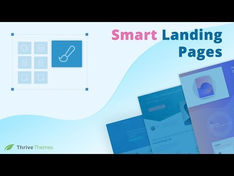 Smart Landing Pages: The New Way to Build Custom WordPress Landing Pages thumbnail