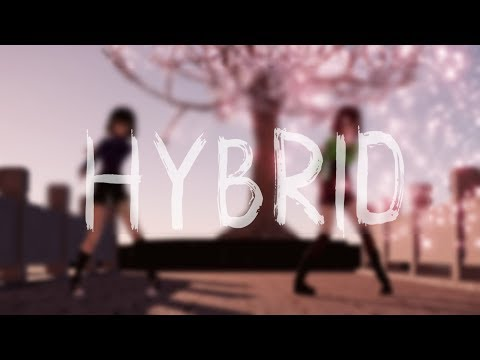 ◣MMD♥Undertale◢ Hybrid ▌Model's Test ▌