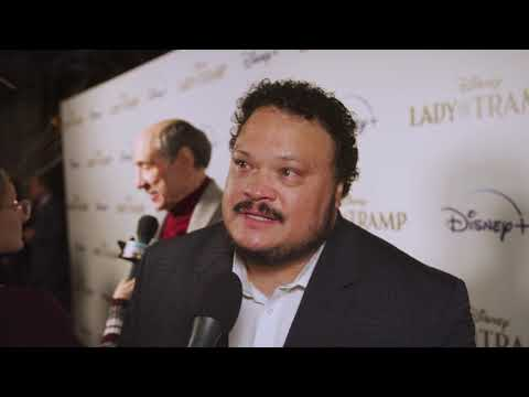 Lady And The Tramp New York Special Screening - Tw Adrian Martinez (official Video)