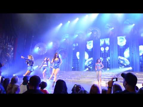 Worth It - Fifth Harmony (Natalie La Rose & Common Kings Onstage, Last Show)
