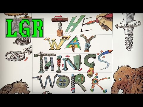 LGR - The Way Things Work CD-ROM for Windows 3.1