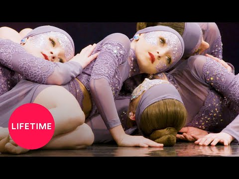 Dance Moms: Full Dance - Stone Faced (Season 8) | Lifetime