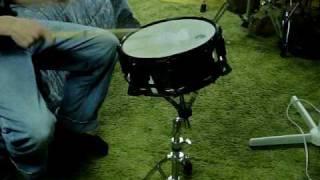 Pork Pie 12x5 Little Squealer Snare Drum (video 2)