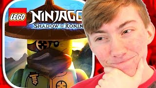 LEGO NINJAGO: SHADOW OF RONIN (iPhone Gameplay Video)