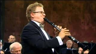 Debussy - Rhapsody No. 1, for Clarinet and Orchestra