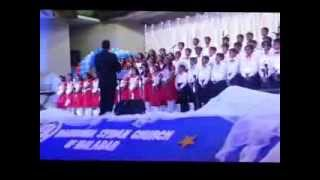 Kuwait City Mar Thoma Junior Choir