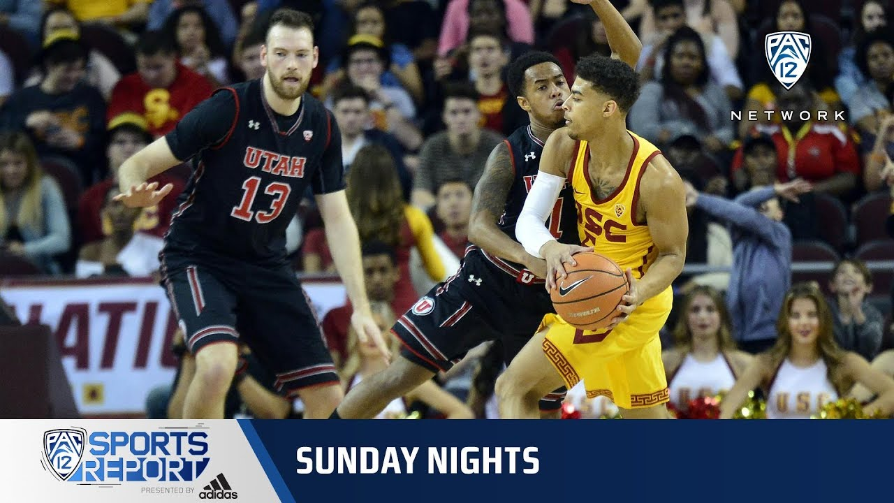highlights-usc-men-s-basketball-drains-season-high-14-3-pointers-to-sink-utah