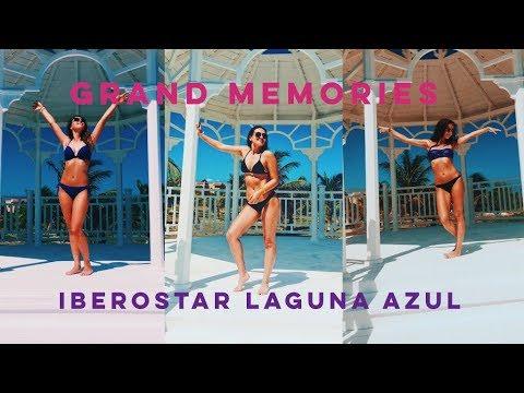 GRAND MEMORIES & IBEROSTAR LAGUNA AZUL: CUBA VLOG 4 | BAE WATCH