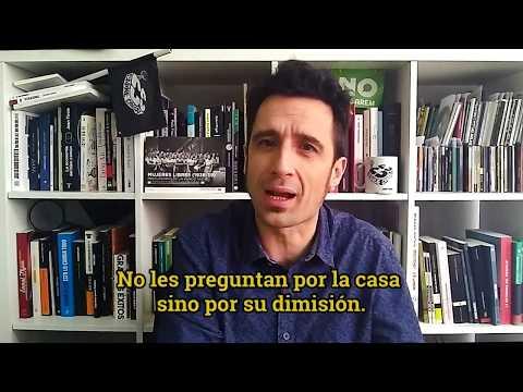 """""""El chalete en la sierra les aleja de las clases vulnerables"""" - Javier Gallego Crudo #431"""