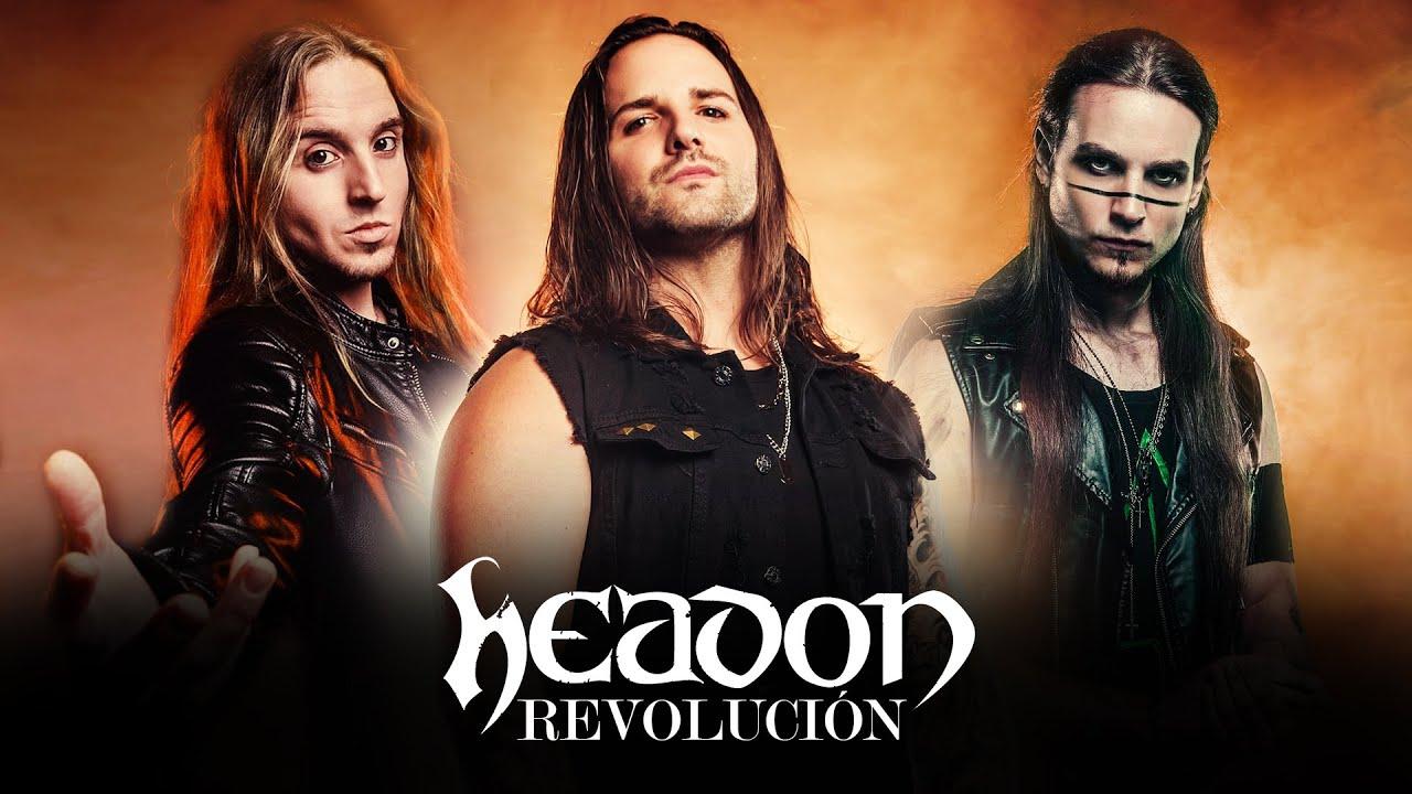 Download HEADON - REVOLUCIÓN Feat. Rubén Kelsen y Ángel Ortiz (VIDEO OFICIAL)