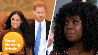 Should Prince Harry and Meghan Markle Be Allowed to Use the Word, Royal? | Good Morning Britain