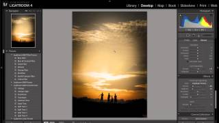 Lightroom Tips: vignetting in lightroom