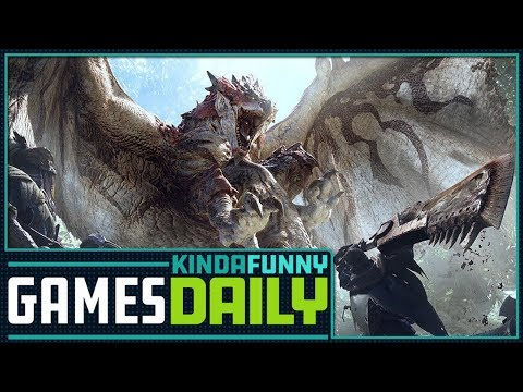 Capcom Crushes Your Monster Hunter Switch Hopes - Kinda Funny Games Daily