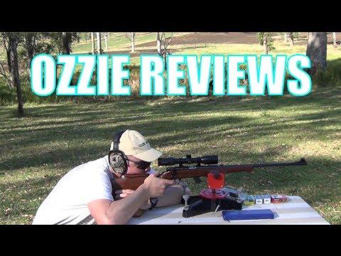 """Anschutz Model """"1710"""" .22lr Rifle"""