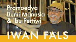 """Iwan Fals - Menyanyikan """"Ibu Pertiwi"""" Soundtrack BUMI MANUSIA"""