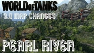 World of Tanks 9.0 Maps | Pearl River