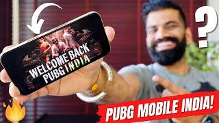 PUBG MOBIEL-INDIE-LANSERING 🇮🇳 | NUWE PUBG IS HIER🔥🔥🔥