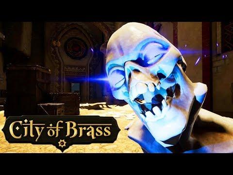 ИТА ОЧИН ЖОСКА ► City Of Brass