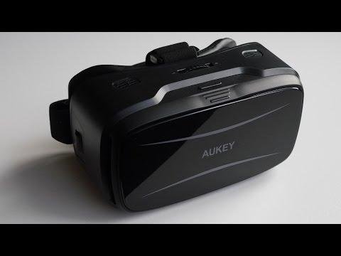 Test : Casque Réalité Virtuelle Aukey (VR-03 )
