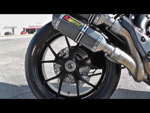 015437   2013 Ducati Streetfighter 848