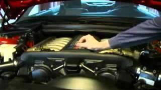 Force du moteur du BMW 8.50 W12