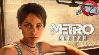Metro Exodus - СВАДЬБА (Прохождение #17)