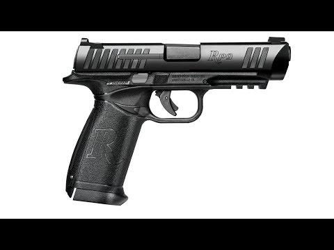 NRA Gun of the Week: Remington RP9