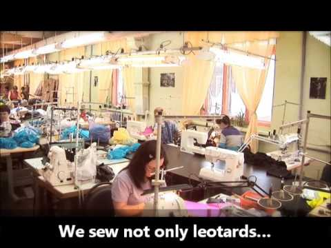 Rhythmic Gymnastics Leotards from the leading Russian Producer