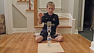 Water Bottle Flip Trick Shots 2  Thats Amazing