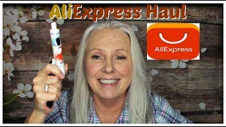 My First AliExpress Haul! Is It Better Than Wish?
