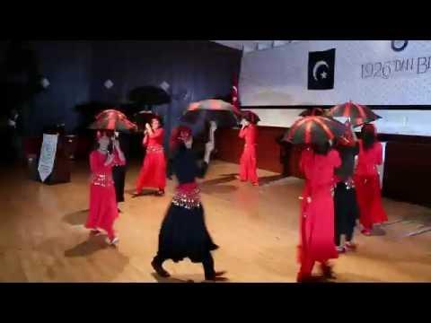 Ishq Kinara - Üsküdar'a Gider Iken, performed by PEISG students in Ankara