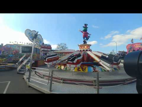 Part 1 Grantham Mid Lent Fair 2019 4K