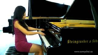 Rihanna   Only Girl In The World Artistic Piano Interpretation