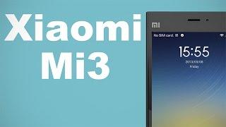 Видео обзор 5 дюймового телефона / смартфона Xiaomi Mi3(В этом видео обзоре речь пойдет о смартфоне Xiaomi Mi3. Модель пользовалась огромной популярностью, по крайней..., 2014-10-10T15:27:28.000Z)