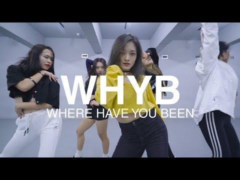 WHERE HAVE YOU BEEN - Rihanna | NARIA choreography | Prepix Dance Studio
