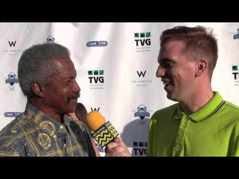 Kermit Alexander | Jim Mora Celebrity Golf Classic Red Carpet Interview | AfterBuzz TV