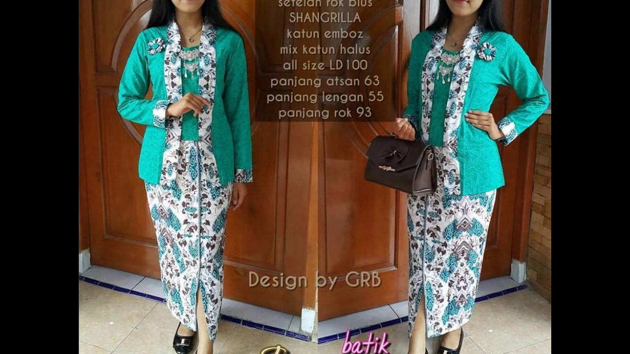 Wa 0878 3609 2333 Baju Batik Indonesia Baju Batik Ibu Hamil Youtube