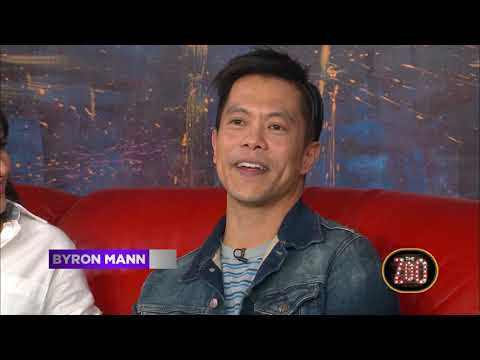 Byron Mann from Altered Carbon Talks About the Challenges of the Show | The Zoo