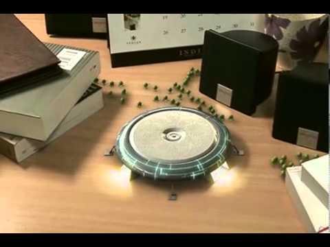 UFO mobile transformer Video