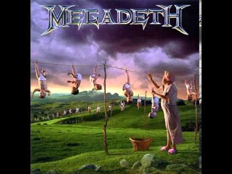 Addicted To Chaos- Megadeth (HD)