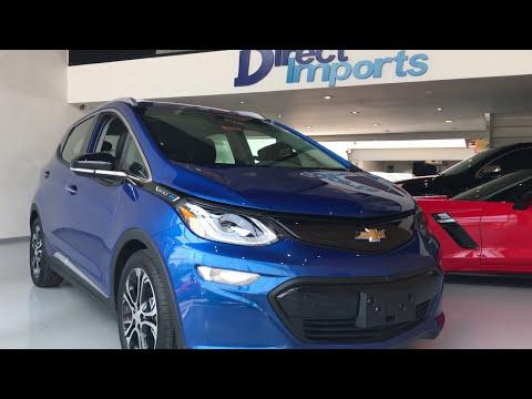 Chevrolet Bolt Análise (Primeira unidade do Brasil) - Direct Imports