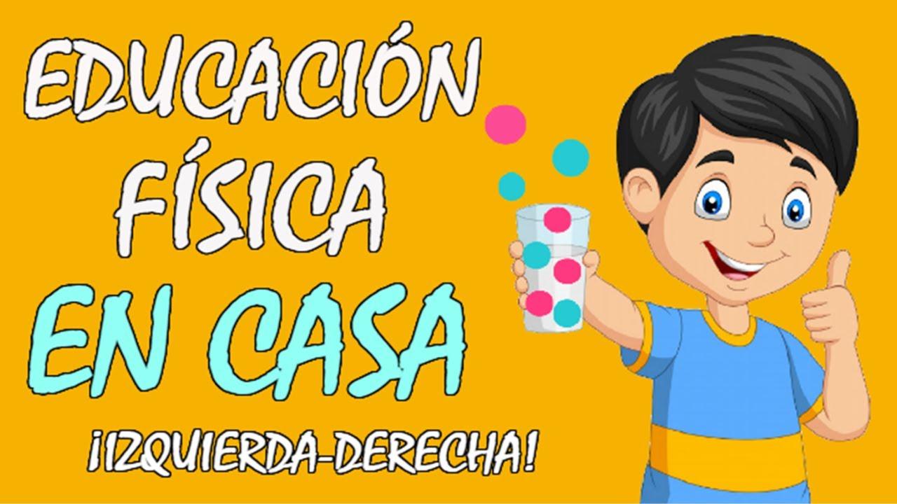 Juegos Divertidos Y Fáciles En Casa Para Niños Y Sin Material Ideal Para Educación Física En Casa Youtube