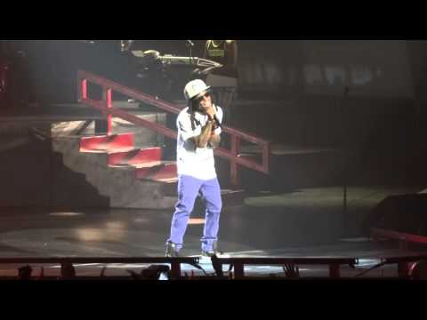 Lil Wayne - She Will (Live)