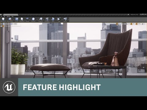 Real-Time ray tracing | Feature Highlight | Unreal Engine